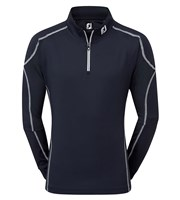 FootJoy Mens Mixed Texture Chill-Out Pullover