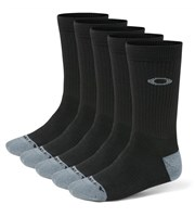 Oakley Performance Basic Crew Socks  5 Pack