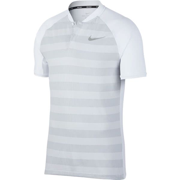 782ff2753 Nike Mens Zonal Cooling Momentum Golf Polo Shirt. Double tap to zoom. 1 ...