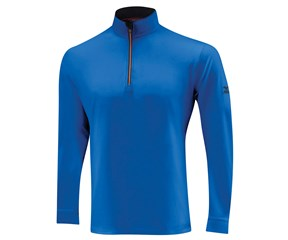 Mizuno Mens Warmalite Half-Zip Thermal Top