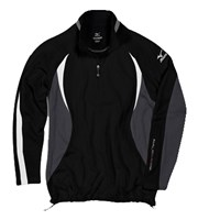 Mizuno Mens WarmaLite 1/4 Zip Jacket