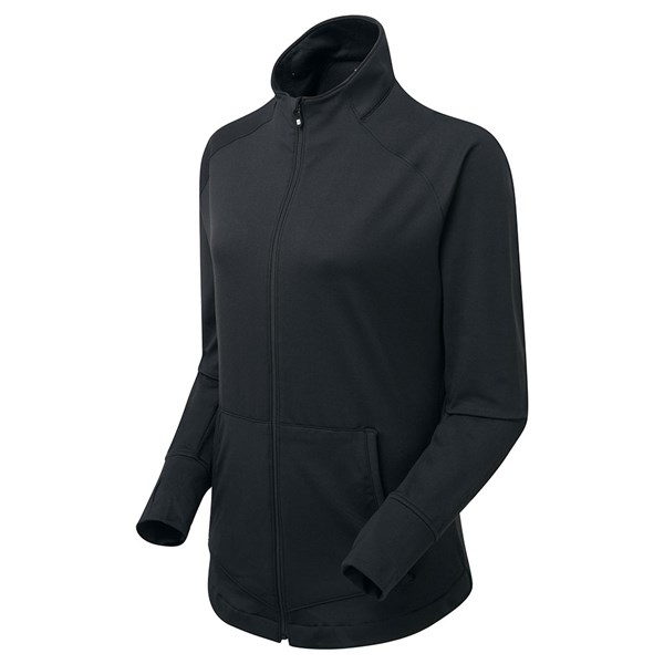FootJoy Ladies Full Zip Brushed Chill Out Jacket