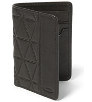 Oakley Mens Leather Slim Wallet