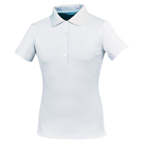 7150ef27 FootJoy Ladies Stretch Pique Polo Shirt. Double tap to zoom. 1; 2
