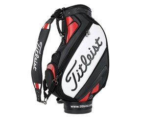 Titleist 9.5 Inch Tour Vinyl Staff Bag 2015