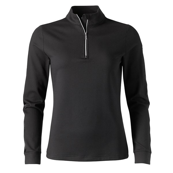 Daily Sports Ladies Anna Long Sleeve Half Neck Shirt