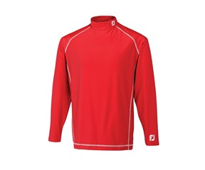 FootJoy Mens Prodry Performance Mock Thermal Base Layer