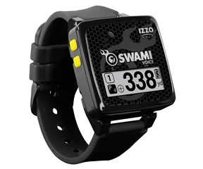 Izzo Swami Voice Golf GPS Watch