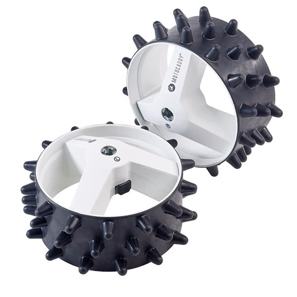 Motocaddy M-Series Hedgehog Winter Wheels (Pair)