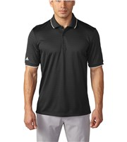 Adidas Mens ClimaCool Tipped Club Polo Shirt
