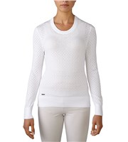 Adidas Ladies Essentials Crew Neck Sweater