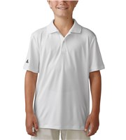 Adidas Boys AdiPerform Polo Shirt