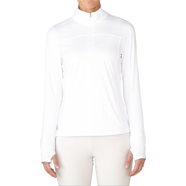 Adidas Ladies Half Zip Rangewear Jacket