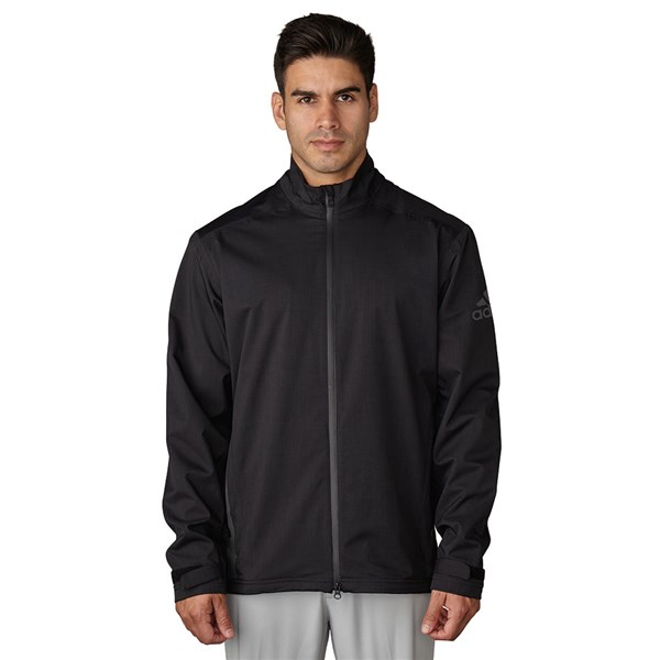 2c261523 adidas Mens ClimaProof Heathered Rain Jacket. Double tap to zoom. 1; 2