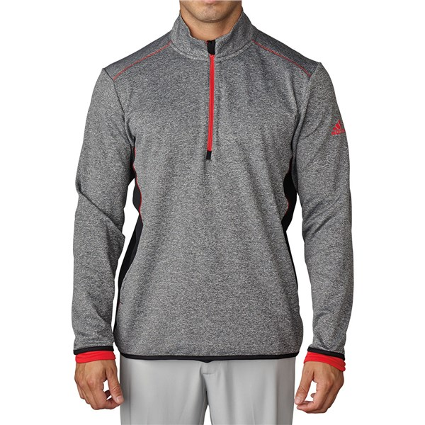 ffb3bc63b979 adidas Mens ClimaHeat Half Zip Jacket. Double tap to zoom. 1  2  3