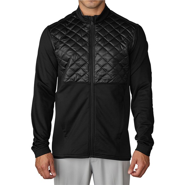 Adidas Mens ClimaHeat PrimaLoft Fill Thermal Jacket