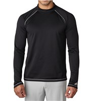 Adidas Mens climawarm Mock Turtleneck Baselayer