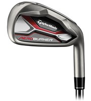 TaylorMade AeroBurner Irons 2015  Graphite Shaft