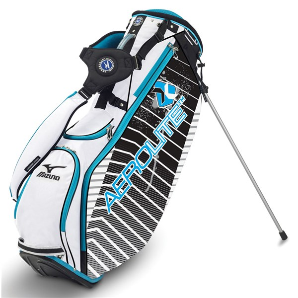 Mizuno Aerolite X Reaction Stand Bag (Limited Edition) 2012