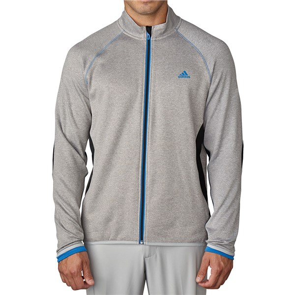 adidas Mens ClimaHeat Full Zip Jacket