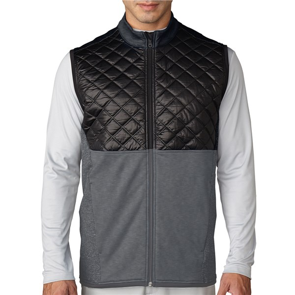 adidas Mens ClimaHeat Primaloft Prime Fill Thermal Vest