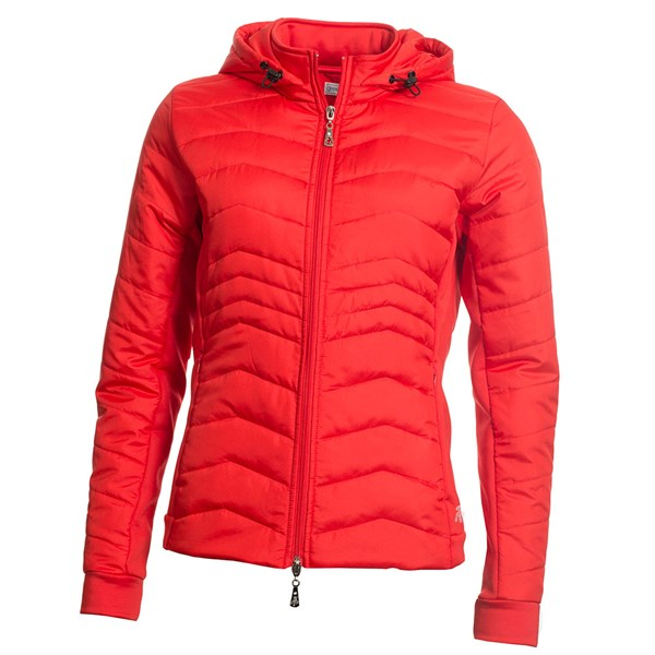 Green Lamb Ladies Justine Printed Padded Jacket