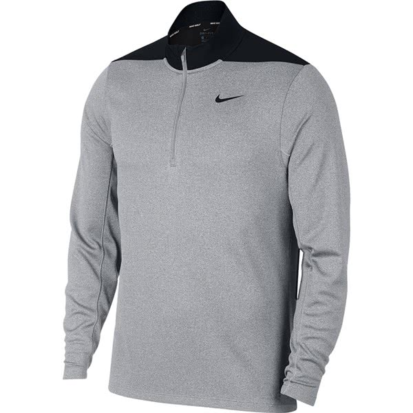 2e06c9f84 Nike Mens Dry 1/2 Zip Golf Top. Double tap to zoom. 1 ...