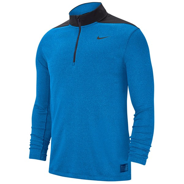 Nike Mens Dry 1/2 Zip Golf Top