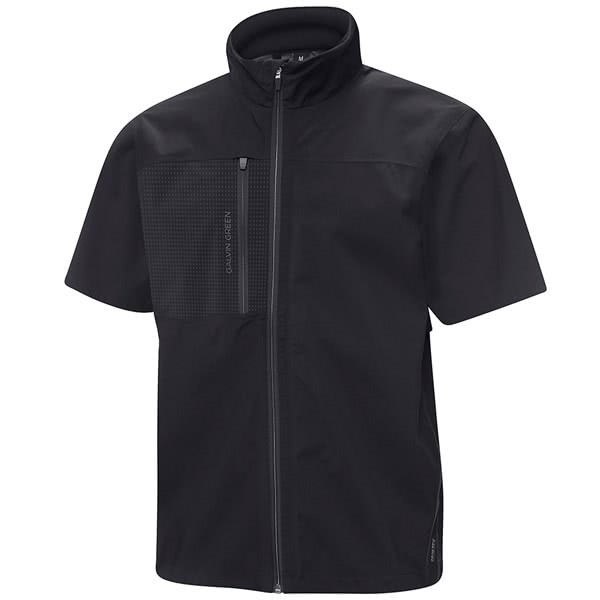 Galvin Green Mens Alvin GORE-TEX Paclite Short Sleeve Jacket