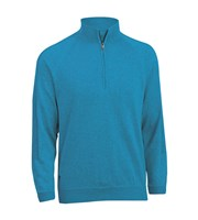 Ashworth Pima Half Zip Golf Sweater