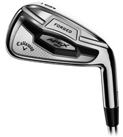 Callaway Apex Pro Forged Irons 2016  Steel Shaft