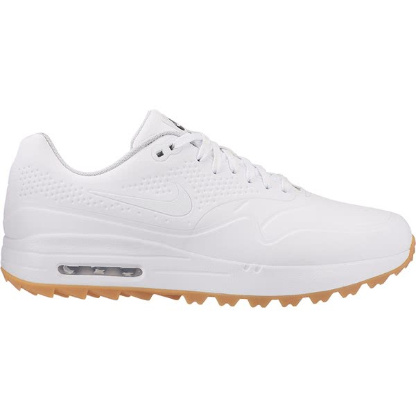 official photos 81137 9f06a Nike Mens Air Max 1G golf Shoes. Double tap to zoom. 1 ...