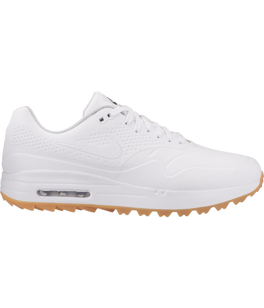 5c1e3694db2b Nike Mens Air Max 1G golf Shoes. Double tap to zoom. 1 ...
