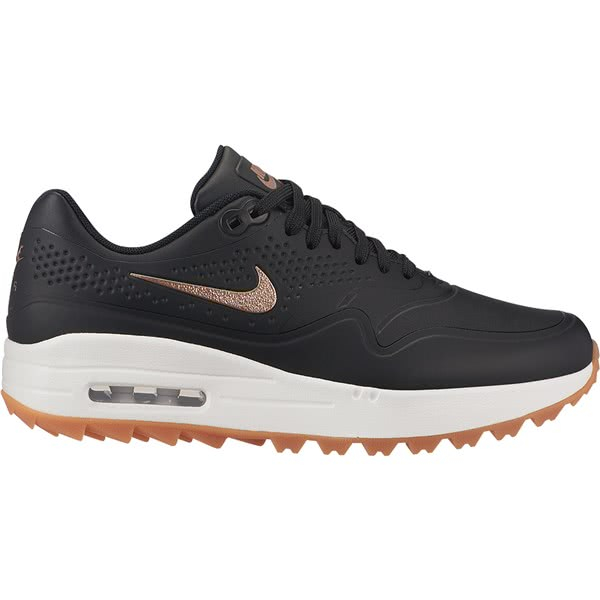 4138b74473dfd Nike Ladies Air Max 1G Golf Shoes. Double tap to zoom. 1 ...