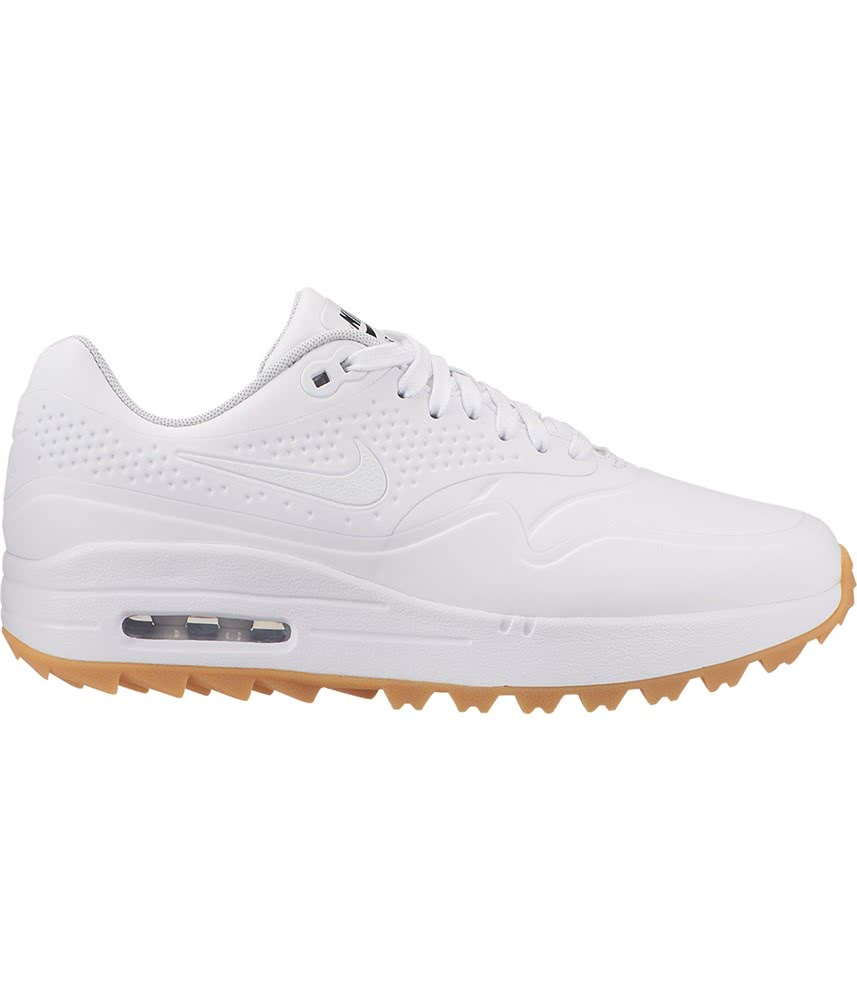 Nike Ladies Air Max 1G Golf Shoes. Double tap to zoom. 1 ... 2242100fd
