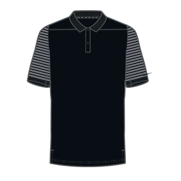Nike Mens Dry Classic Stripe Golf Polo Shirt