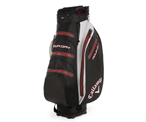Callaway Waterproof Aqua Dry Cart Bag 2016