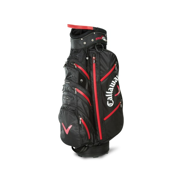 Callaway Aqua Dry Waterproof Cart Bag 2012