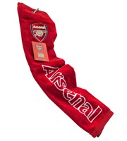 Arsenal Club Jaquard Tri-fold Towel