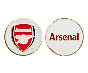 Arsenal 2 Sided Ball Marker