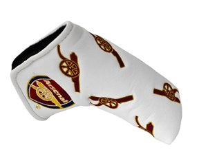 Arsenal Blade Putter Headcover
