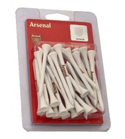Arsenal Football Club Wooden Tees