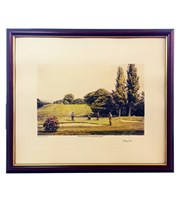 Arthur Weaver Golf Series Prints