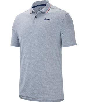 4b15120dcc Nike Mens Dri-Fit Vapor Striped Polo Shirt - Golfonline