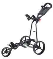 Big Max TI 1000 Autofold+ Push Trolley