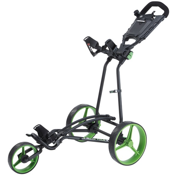 Big Max Autofold X Push Trolley