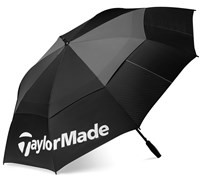TaylorMade Tour Preferred Double Canopy Umbrella (Black)