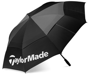 TaylorMade Tour Preferred Double Canopy Umbrella 2016