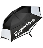 TaylorMade Tour 64 Inch Double Canopy Umbrella