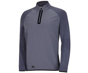 Adidas Mens climawarm Sport Performance Half Zip Sweater